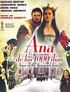 Фильм Тысяча дней Анны 1969 смотреть онлайн бесплатно