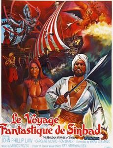 Золотое путешествие Синдбада 1973